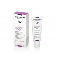Isispharma Keloplast Scars SPF 50+ (Келопласт Скарс СПФ50+) Крем восстанавливающий защитный для чувствительной кожи 40 мл