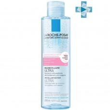 LA ROCHE-POSAY ULTRA REACTIVE Мицеллярная вода для чувствительной кожи и кожи, склонной к аллергии, 200 мл