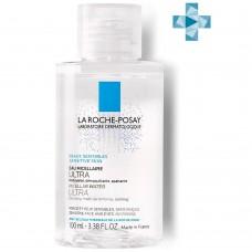 LA ROCHE-POSAY ULTRA SENSITIVE Мицеллярная вода для чувствительной кожи лица и глаз 100 мл