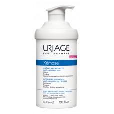 Uriage КСЕМОЗ Крем липидовосстанавливающий против раздражений / Xеmose creme relipidante anti-irritations, 400 мл