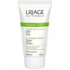 Uriage Крем очищающий ИСЕАК / HYSEAC CRÈME NETTOYANTE 150 мл