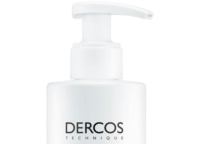 VICHY DERCOS KERA-SOLUTIONS Шампунь с комплексом Про-Кератин, реконструирующий поверхность волоса, 250 мл