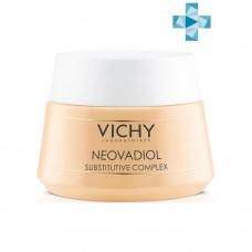 VICHY NEOVADIOL Компенсирующий комплекс, дневной крем-уход для нормальной кожи в период менопаузы, 50 мл