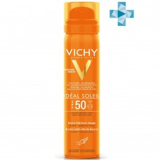 Vichy Capital Ideal Soleil освежающий спрей-вуаль SPF50, 75 мл