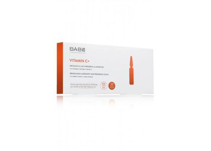 Концентрат для лица BABE Витамин С+ 10x2 мл
