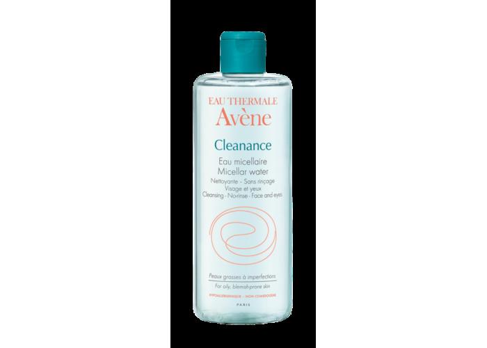 Avene Клинанс Мицеллярная вода для проблемной кожи 400 мл