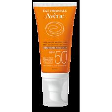 Avene Крем солнцезащитный SPF 50+ с тонирующим эффектом 50 мл