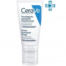 CeraVe Увлажняющий лосьон для лица для нормальной и сухой кожи 52 мл