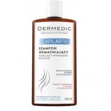 Dermedic CAPILARTE Укрепляющий шампунь, приостанавливающий выпадение волос 300 мл