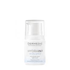 Dermedic HYDRAIN3 HIALURO регенерирующий крем против морщин на ночь 55г