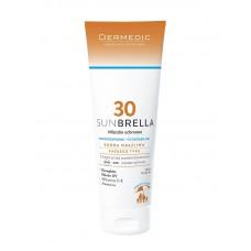 Dermedic SUNBRELLA Солнцезащитное молочко для всей семьи SPF30 260г