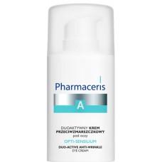 Pharmaceris A Активный крем для глаз против морщин Opti-Sensilium 15 мл