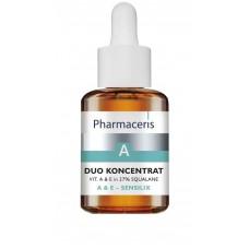 Pharmaceris A Двойной концентрат с витаминами А и Е A&E-SENSILIX 30 мл