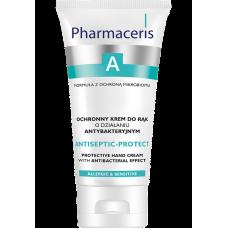 Pharmaceris A Защитный крем для рук с антибактериальным эффектом ANTISEPTIC-PROTECT 50 мл