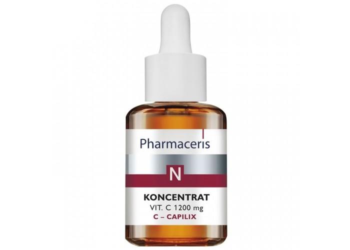 Pharmaceris N Концентрат с витамином С 1200 мг С-Capilix 30 мл