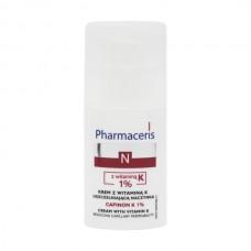 Pharmaceris N Крем с витамином К CAPINON K 1% 30 мл
