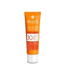 Rilastil SUN SYSTEM Крем SPF 30 для чувствительной кожи с pro-DNA complex 50 мл