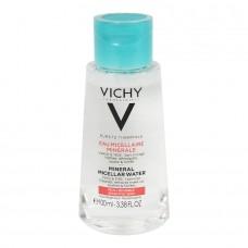 VICHY PURETE THERMALE Вода мицеллярная с минералами для чувствительной кожи 100 мл